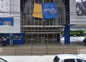 Citibank Hall em Moema