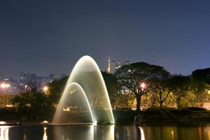 Fontes do Parque do Ibirapuera