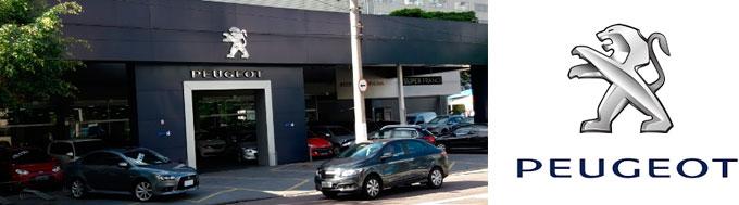 Concessionária Peugeot Moema