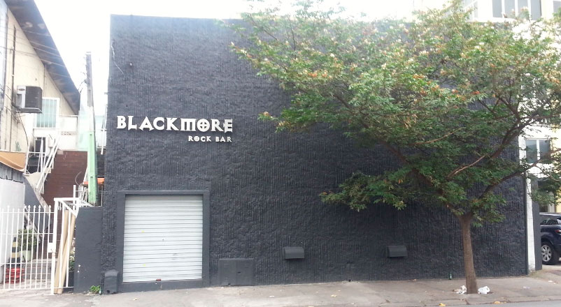 Blackmore Rock Bar em Moema