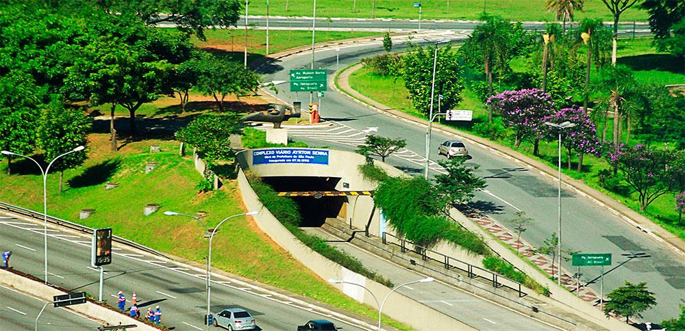 Complexo Viário Ayrton Senna