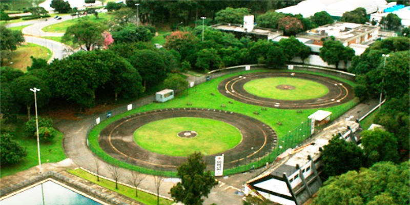 Modelódromo do Ibirapuera Moema
