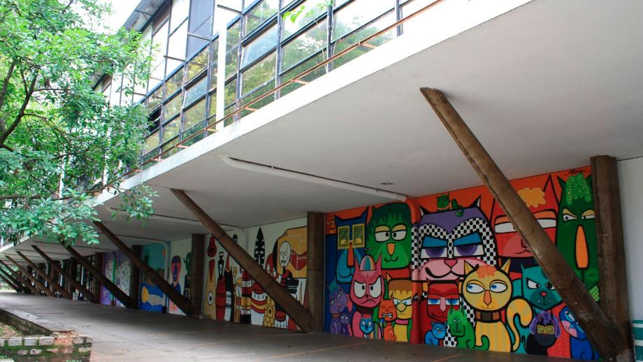 Pavilhão das Culturas Brasileiras em Moema