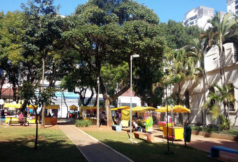 Praça Nossa Senhora Aparecida Moema